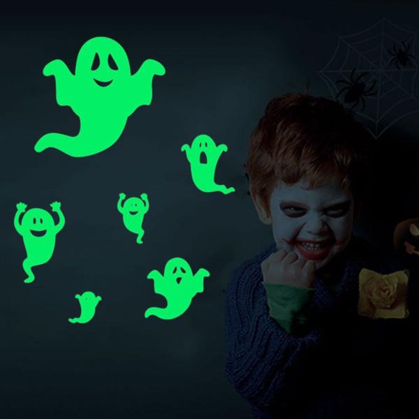 ghost, Wall Art, Stickers, Halloween