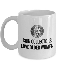 collecting, Funny, Gifts, numismatist
