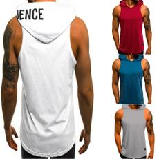 Vest, Fashion, Fitness, Men