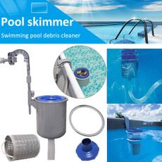 poolstrainer, poolcleaningtablet, Wall Mount, poolcleaning
