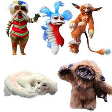 Plush Toys, hairymonster, Plush Doll, furniturelife