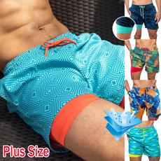 Summer, swimmingtrunk, Beach Shorts, quickdryingshort