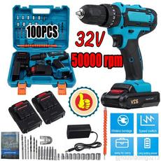 impactwrench, hammerdrill, Battery, electrichammer