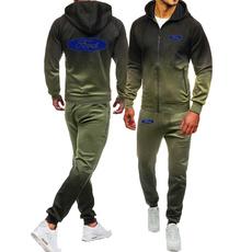 Ford, Fashion, 2pcsset, Fleece Hoodie