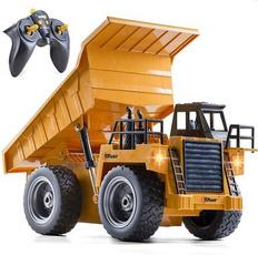Truck, Toy, Metal, Plastic