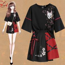 Summer, Fashion, cute, Japanese