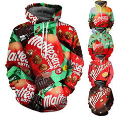 3D hoodies, Fashion, Food, unisexhoodie