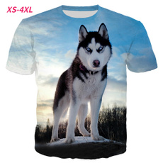 3dprintingdogshirt, Shorts, Shirt, Sleeve