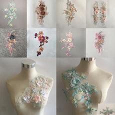 boutonnierepatch, Flowers, imitationpearl, pearls