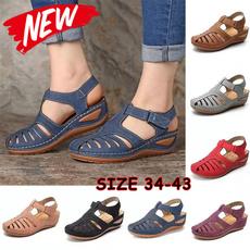 non-slip, Summer, fashion women, Sandals