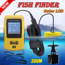 depthfinderforboat, fishfindersonar, portablefishfinder, Deportes y actividades al aire libre