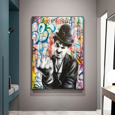 Wall Art, Home Decor, canvaspainting, Home & Living