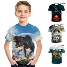 Short Sleeve T-Shirt, casual fashion, printed, Anime