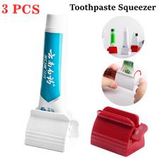 toothpasteholder, Bathroom, toothpastesqueezer, toothpasteextruder