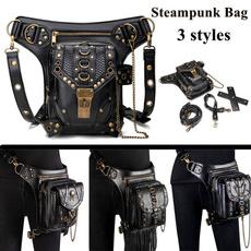 Shoulder Bags, Cross Body, Chain, motorcyclewaistpack