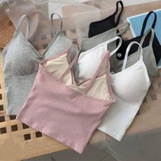 Women Vest, Vest, Fashion, crop top