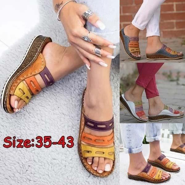Sandals & Flip Flops, Sandals, Heels, Summer