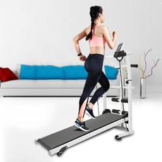 Home & Kitchen, Waist, mechanicaltreadmill, Fitness