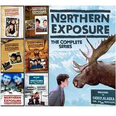 Box, DVD, northernexposureseason16dvd, northernexposurecompleteseriesdvd