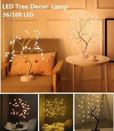 Bonsai, starrystringtreelight, led, homebedroomdecor