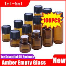 essentialoilorifice, amber, emptybottle, essentialoilbottle