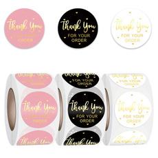 pink, kawaiisticker, Stickers, Handmade