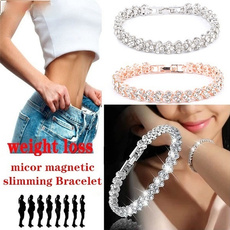 Sterling, weightlossbracelet, Jewelry, gold