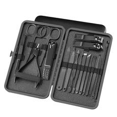 Steel, Pedicure set, Set, Manicure Set