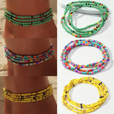 turquoisebracelet, Fashion, Anklets, Chain