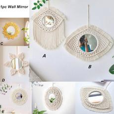 bedroom, Decor, Flowers, Wall Art