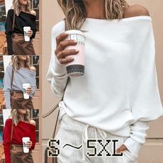 Plus Size, Knitting, Winter, Sleeve