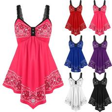 Summer, Fashion, ruffle, camisole