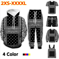 3d sweatshirt men, drawstringpant, Plus Size, fashionset