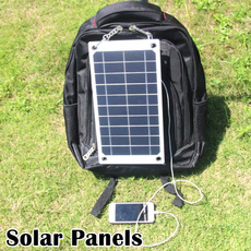 panelcharger, solarbatterypanel, Outdoor, camping
