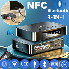 Remote, bluetoothtransmitter, TV, transmitterreceiver