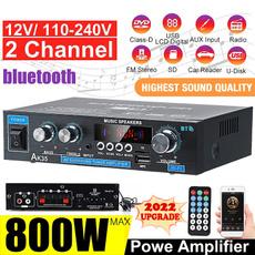 soundamplifier, audioamplifier, avpoweramplifier, Home & Living