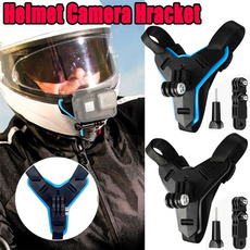 Helmet, helmetcameraframe, helmetcamerabracket, Mount