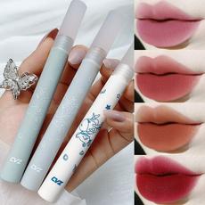 velvet, Lipstick, liquid, Waterproof
