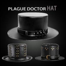 Punk Hats, Vintage, Goth, Fashion