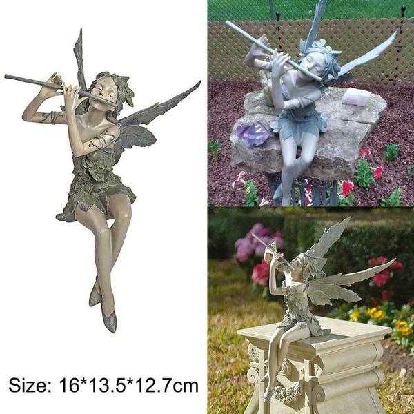 fairystatue, Decor, gardenart, Garden