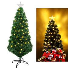 Fiber, decoration, fiberopticchristmastree, Home