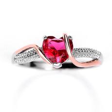Sterling, Fashion, Love, proposalring