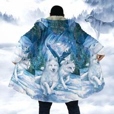 trymybest, hooded, Winter, unisex