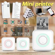 Mini, Pocket, miniprinterforiphone, portablereceiptprinter