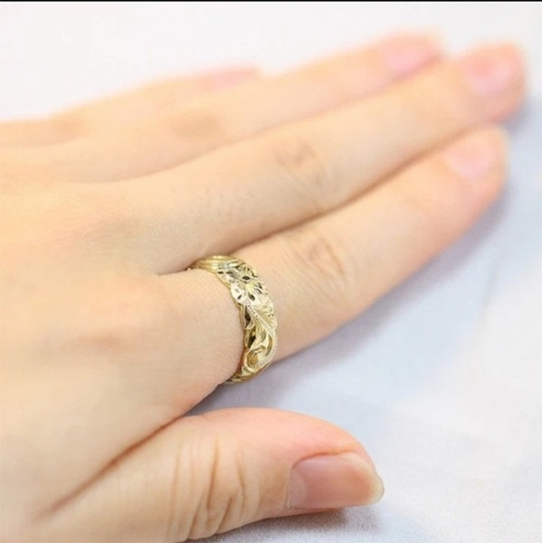 Flowers, Jewelry, gold, Classics