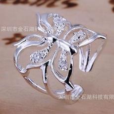 butterfly, Fashion, Jewelry, Openings