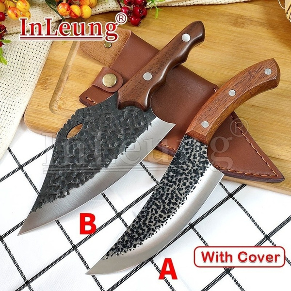 forgedknife, handmadeknife, Cooking, butcherknive