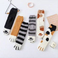 Winter, floor, Pattern, Socks