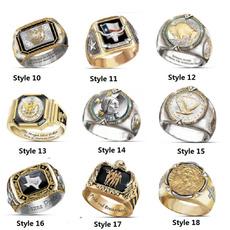 Fashion, Jewelry, ladiesring, european