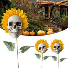 decoration, Plants, simulationsunflower, Figurine